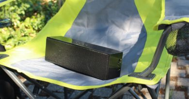 AmazonBasics Tragbarer Bluetooth-Lautsprecher angetestet