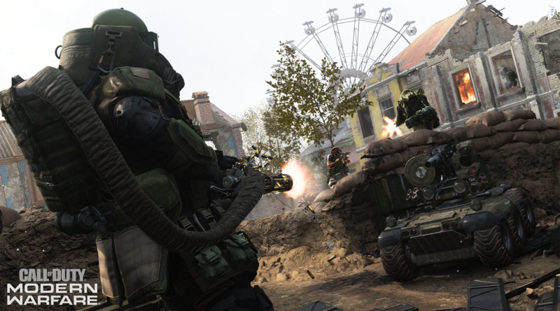 Call of Duty Modern Warfare – Gunfight bekommt 1vs1 und 3vs3