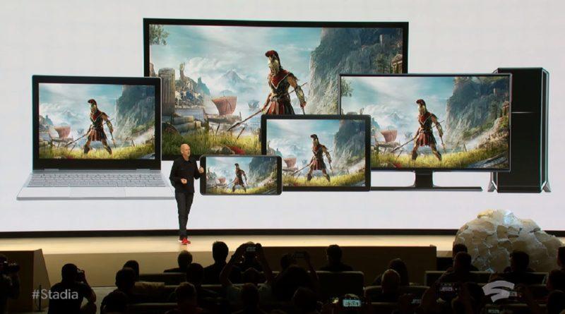 Google Stadia – Diese 12 Spiele sind zum Start dabei