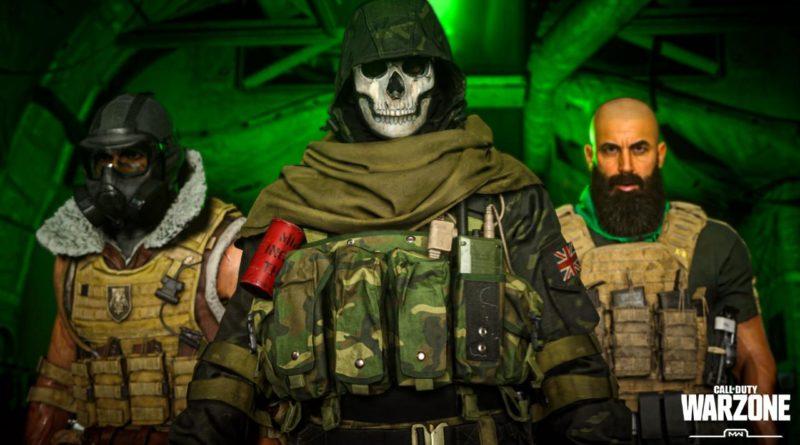 Call of Duty – Season 5 Update und Einsatzschild-Bug