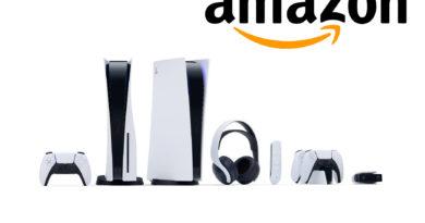 Große Amazon PS5 Konsolen Verkauf startet heute