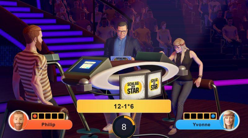 SCHLAG DEN STAR –  Das 2te Videospiel zur TV-Show