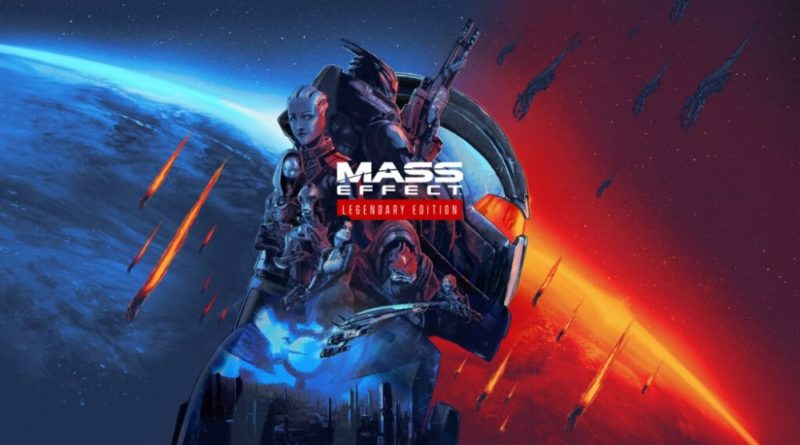 Mass Effect Legendary Edition – Offizieller Remastered Trailer veröffentlicht