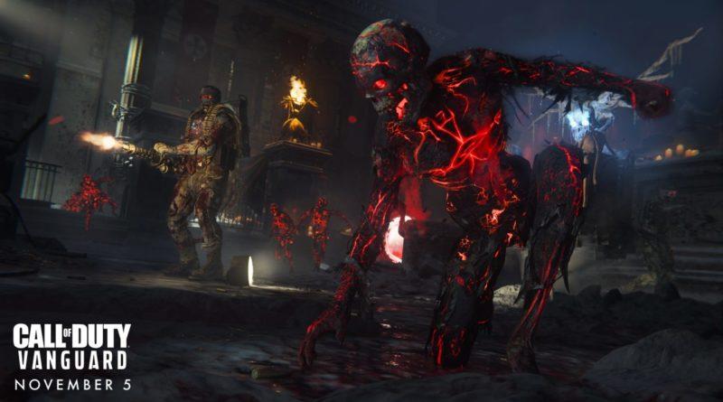Call of Duty Vanguard – Zombie-Modus mit Video vorgestellt